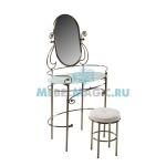 Туалетный столик с пуфиком 9909 (MK)