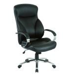 Кресло RT-073 чёрный (ВM)