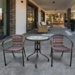Комплект мебели для кафе Asol-1В (TLH-037B/087B)(AM)