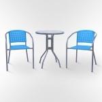 Комплект мебели для кафе (XRB-035С-D60 BEIGE)(AM)