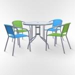 Комплект мебели для кафе (ХRB-035А/D-D90)(AM)