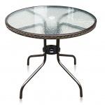 Стол для кафе Nicol D-80 (TLH-087А/В-80)(AM)