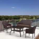 Комплект мебели для террасы Viva (S20)(AM)