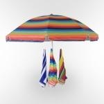 Зонт пляжный от солнца - 240см. (UM-240/8k)(AM)
