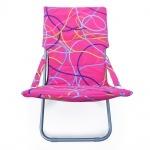 Кресло складное Bella - pink (134-1C)(AM)