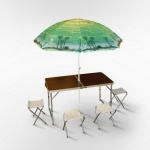 Набор мебели для пикника Турист-2 (8814A)(AM)