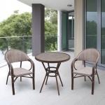 Комплект мебели из искусственного ротанга (А1007-D2003)(AM)