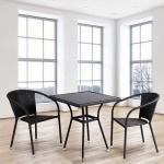 Комплект мебели для балкона Bridge-2 (T282B/Y-137B)(AM)