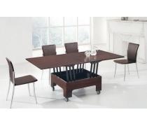 Стол трансформер 2202 Венге (ES)