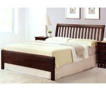 Кровать 3601-WSR-BW (KS)