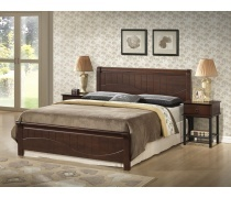 Кровать 3655-WSR-BW (KS)