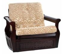 Кресло LB 2074 с ящиком ратан (MK)