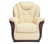 Кресло из натуральной кожи «Маэстрал» (TC)