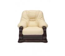 Кресло кожаное мягкое GOLZMAYER