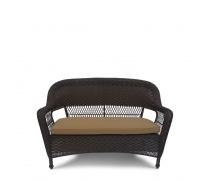 Плетеный диван LV130-1 Brown/Beige (AM)