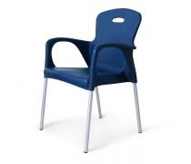 Стул пластиковый XRF-065-BB Blue (AM)