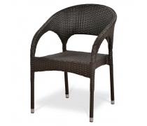 Плетеное кресло Y90C-W2390 Brown (AM)