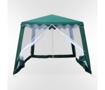 Садовый шатер AFM-1036NA Green (3x3/2.4x2.4) (AM)
