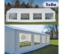 Шатер-павильон AFM-1032W White (5х8) (AM)