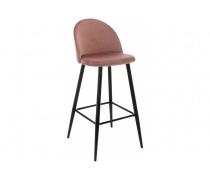 Барный стул Dodo bar темно-розовый