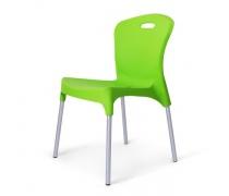 Стул пластиковый XRF-065-AG Green (AM)