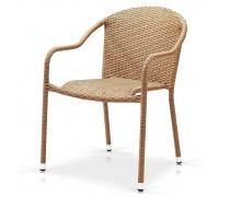 Плетеное кресло AFM-318B-Beige (AM)