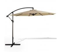 Зонт для кафе AFM-300B-Banan-Beige (AM)