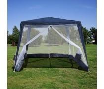 Садовый шатер AFM-1035NB Blue (3x3/2.4x2.4) (AM)