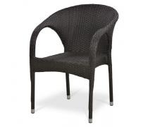 Плетеное кресло Y290B-W52 Brown (AM)