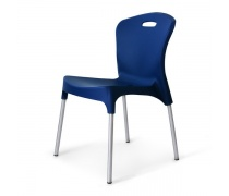 Стул пластиковый XRF-065-AB Blue (AM)