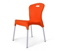 Стул пластиковый XRF-033-DO Orange (AM)