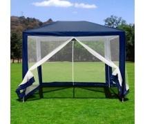 Садовый шатер с сеткой AFM-1061NB Blue (2х3) (AM)