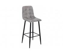 Барный стул Chio black / grey