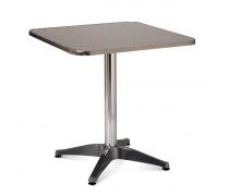 Стол LFT-3125A-60х60 Silver (AM)
