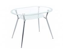 Стеклянный стол Tom 90 (LM)
