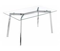 Стеклянный стол Modern 140 (LM)