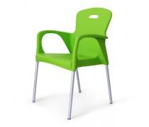 Стул пластиковый XRF-065-BG Green (AM)