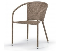 Плетеное кресло Y137C-W56 Light brown (AM)