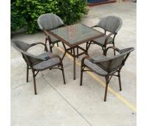 Комплект мебели T130/C029-TX 70x70 4Pcs (AM)