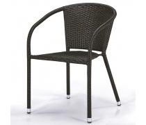 Плетеное кресло Y137C-W53 Brown (AM)