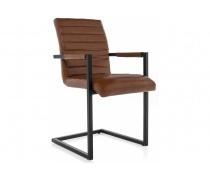 Кресло Mix коричневое