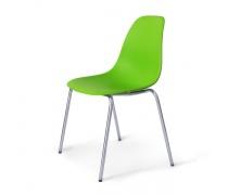 Стул пластиковый XRF-033-DG Green (AM)