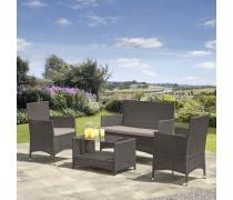 Комплект мебели из иск. ротанга AFM-2025G Grey (AM)
