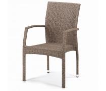 Плетеный стул Y379B-W56 Light brown (AM)