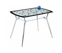Стеклянный стол Line 105 (LM)