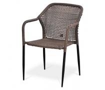 Плетеный стул Y35G-W1289 Pale (AM)