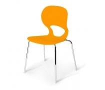 Стул пластиковый SHF-056-O Orange (AM)