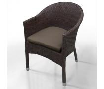 Плетеное кресло WS2907B Brown (AM)