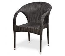 Плетеное кресло Y290W-W2390 Brown (AM)