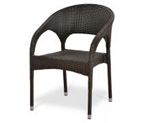 Плетеное кресло Y90C-W51 Brown (AM)